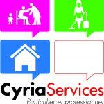 Cyria-Services Aide à domicile Nettoyage Ménage Repassage Garde d'enfants Oise Somme Val d'Oise Picardie